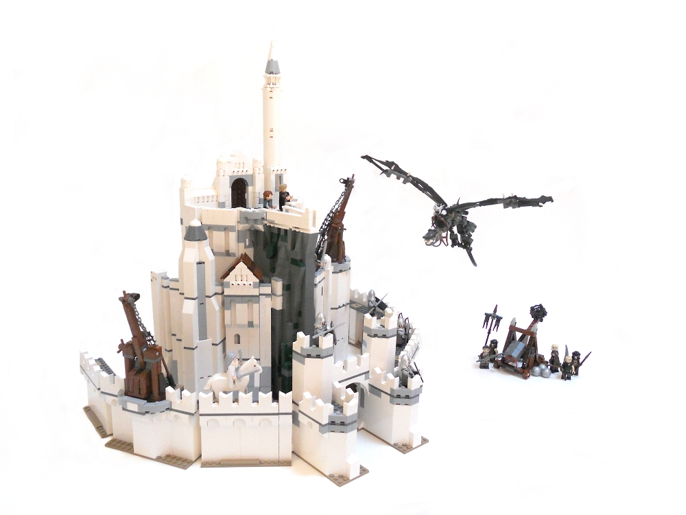 Lord of the Rings Set: Minas Tirith