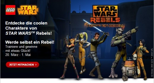 Lego Star Wars Rebel