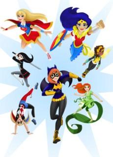DC Super Heros Girls
