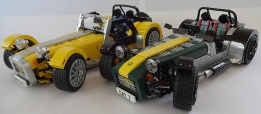 Lego Ideas Caterman