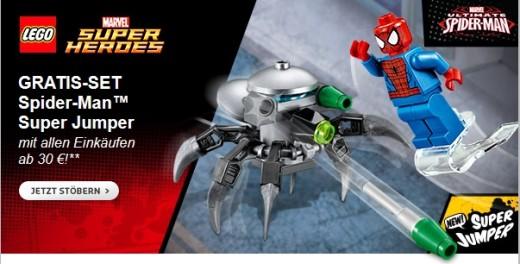 LEGO-Spider-Man-gratis