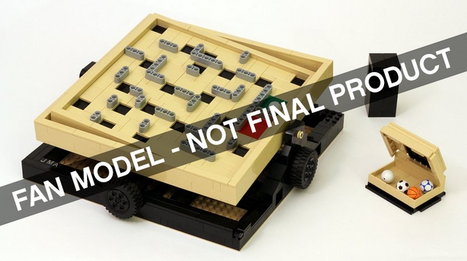 LEGO-ideas-Labyrinth-Marble-Maze